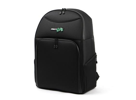 Le sac à dos peut s'adapter pour