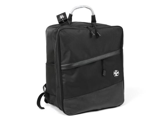 P4-Backpack Black couleur