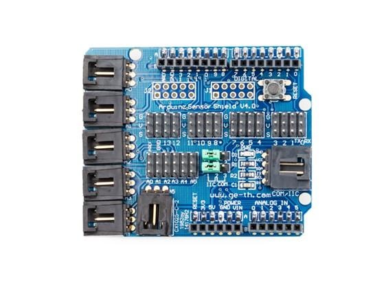 module analogique numérique Capteur Kingduino Shield V4