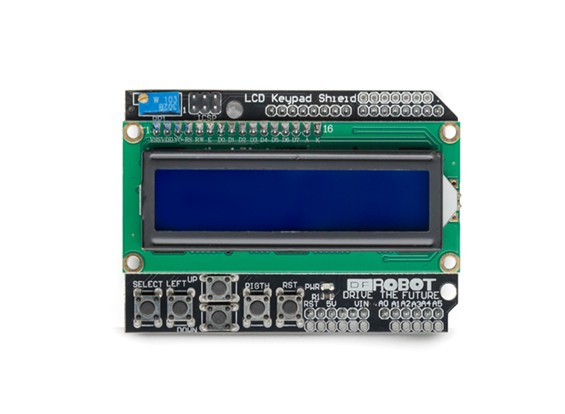 Kingduino clavier LCD Shield