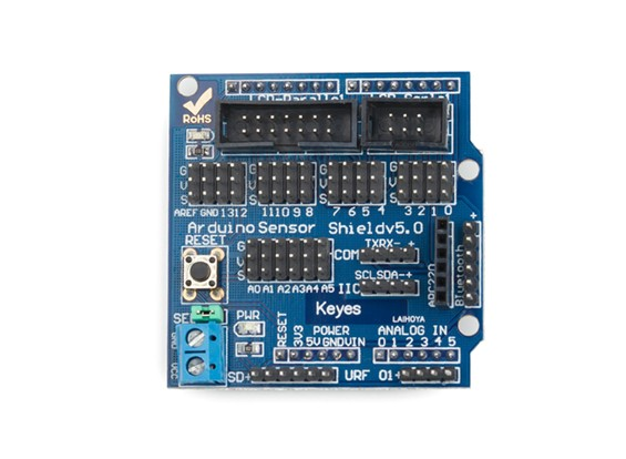 Carte d'extension Kingduino Sensor Shield V5.0 Capteur