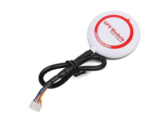 Mini uBlox NEO-M8N GPS pour Pixracer avec boussole