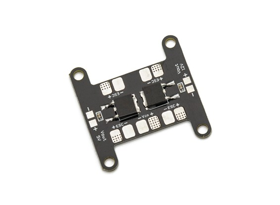 Diatone V5.0 Power Hub avec BEC (5V et 12V)