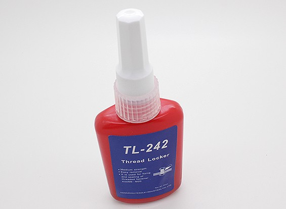 TL-242 Fil Locker & Mastic Medium Strength