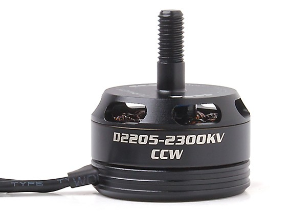 Turnigy D2205-2300KV 28g Brushless Motor CCW