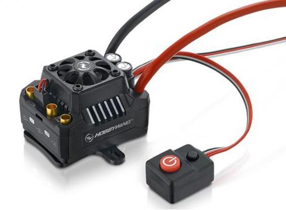 HobbyWing EZRUN MAX10 SCT  120A/760A Sensorless Brushless Speed Controller