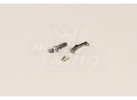 HK450V2 Flybar Bras Set