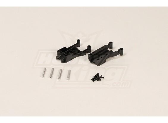GT450PRO Plastic Holder Tail Boom