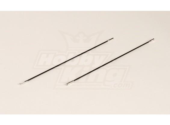 Tail GT450PRO CF soutien Rod