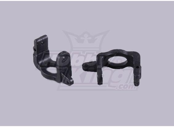 Façade verticale - L / R 2 pièces - 118B, A2006, A2035 et A2023T