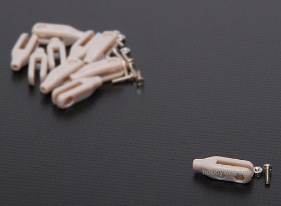 Nylon Chape M2 L23 (10sets)
