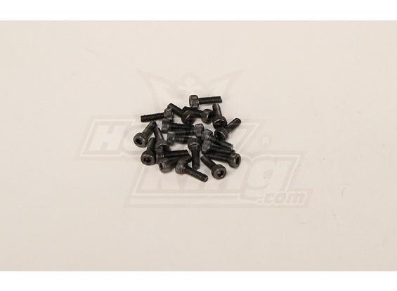 Socket Head Cap Screw M3x10mm (20pcs)