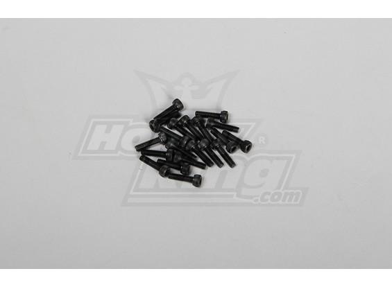 Socket Head Cap Screw M3x12mm (20pcs)