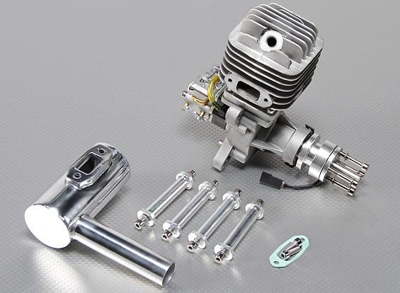 DM55 55cc 2 temps moteur à gaz w / CDI
