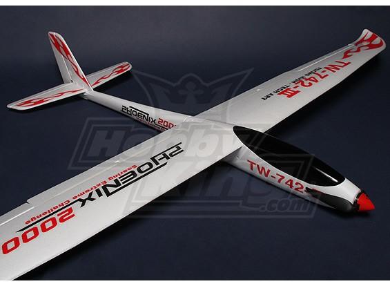 Phoenix 2000 EPO Composite R / C Planeur (PNF)