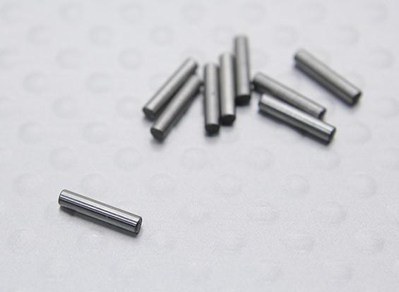 Pin Set (7X1.5mm) (10Pcs / Sac) - 110Bs, A2027, A2028, A2029, A2031, A2032, A2033, A2035 et A2040