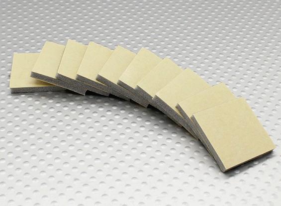 Gyro / Flight Controller Pad de montage (10pcs / bag)