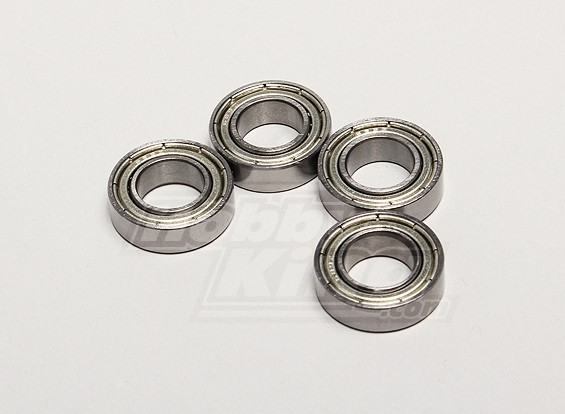 Gardant 9x17x5mm (4pcs / sac) HK-550GT