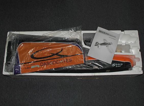 SCRATCH / DENT Sbach 342 (Orange) EPO 1400mm (PNF)