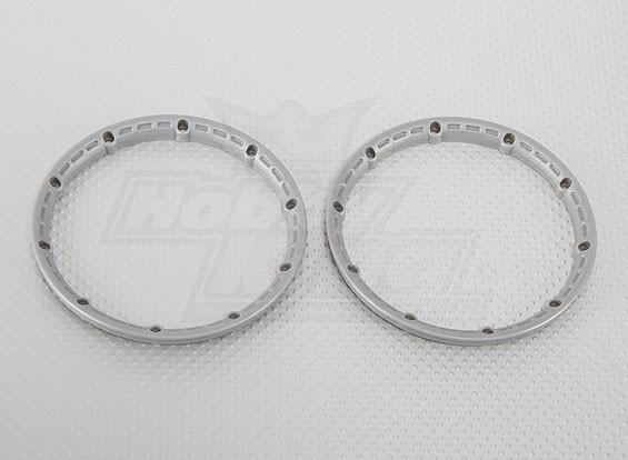 Heavy-Duty Beadlock Ring for Off-Road Roue Baja 260 et 260s (2Pcs / Bag)