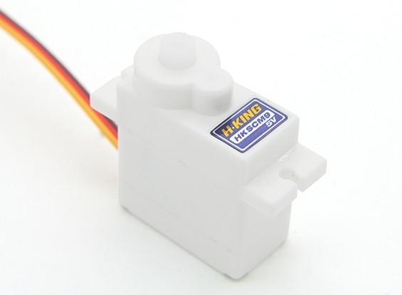 1,4 kg HobbyKing ™ HKSCM9-5 Simple Chip Servo Numérique / 0.09sec / 10g