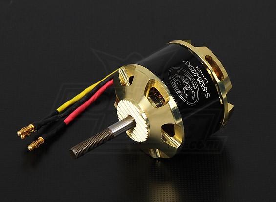 Scorpion S-5525-225KV Brushless Outrunner Motor