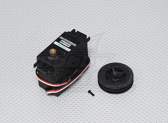 Vigor VSD-11AYMB MG / HV Extra Large 360 degrés / Winch Servo 0.75sec / 50 kg / 150g