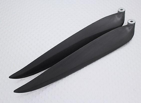 Pliage 13x8 Carbon Infused Hélice Noir (CCW) (1pc)