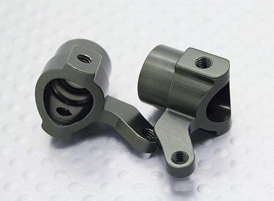 Knuckles avant en aluminium de direction (2Pcs / Sac) - A2003T, 110BS, A2010, A2027, A2029, A2035 et A3007