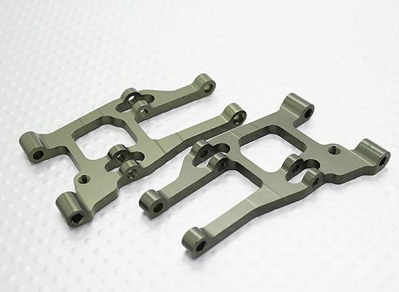 Façade en aluminium Lower Suspension Arm (2Pcs / Sac) - A2003T, A2027, A2029, A2035 et A3007