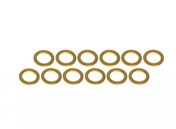 Gaui 425 & 550 Roulement Rondelle Pack (W3x4.5x0.5)