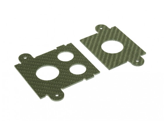 Gaui 425 & 550 H550 CF plaques de fond