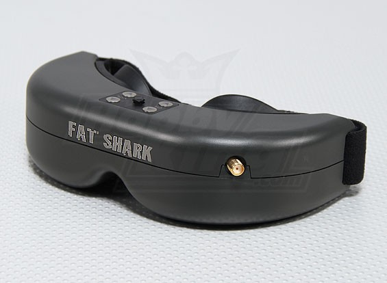 Système Fat Shark Predator FPV Headset