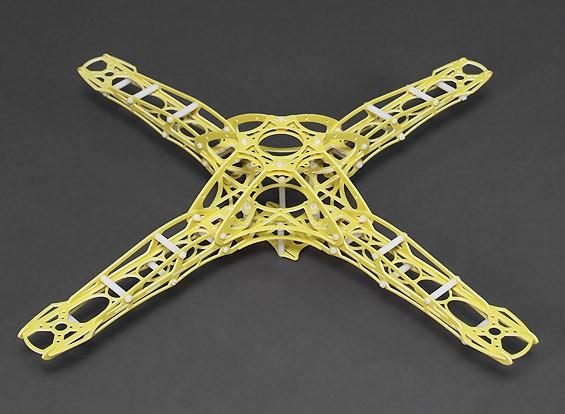 HobbyKing en fibre de verre Quadcopter Cadre 500mm