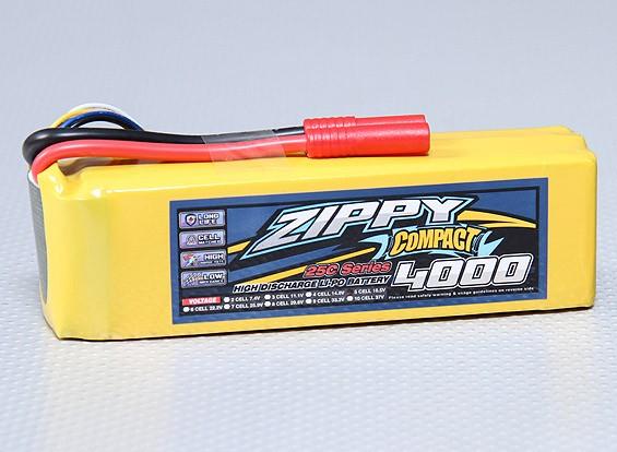 ZIPPY Compact 4000mAh 5S 25C Lipo Paquet
