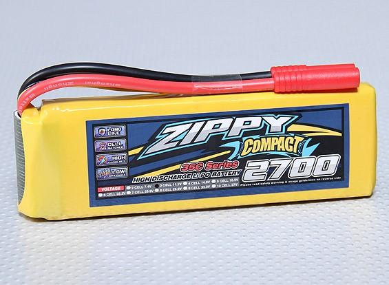 ZIPPY Compact 2700mAh 3S 35C Lipo Paquet