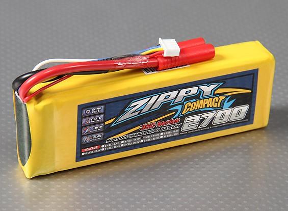 ZIPPY Compact 2700mAh 4S 35C Lipo Paquet