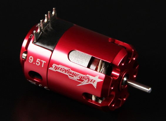 Turnigy TrackStar 9.5T Sensored moteur Brushless 4120KV (RAAR approuvé)