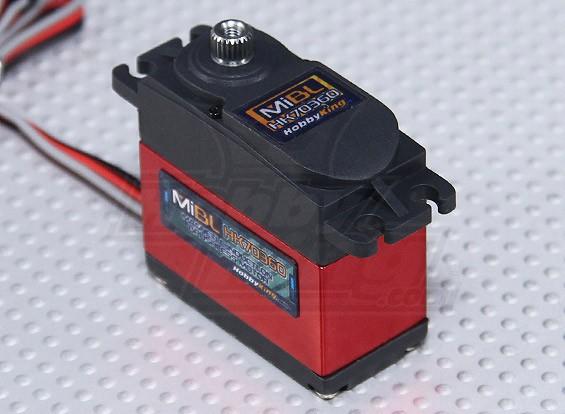 HobbyKing ™ Mi Brushless numérique magnétique Induction Servo HV / MG 15 kg / 0.13sec / 56g