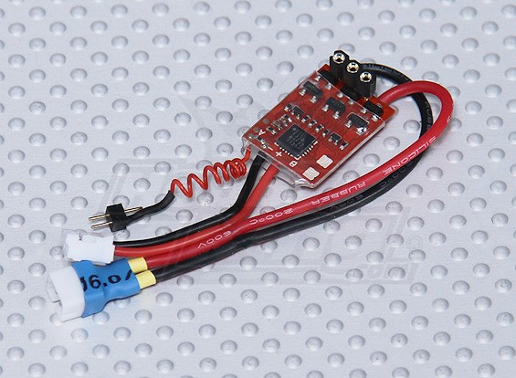 6A 1S Brushless Speed Controller