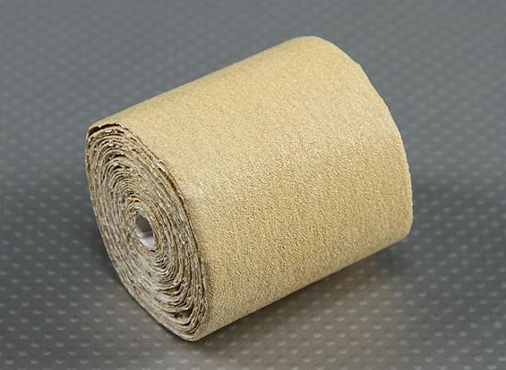 Auto-adhésif Sable Papier 80 Grift (60x3000mm)
