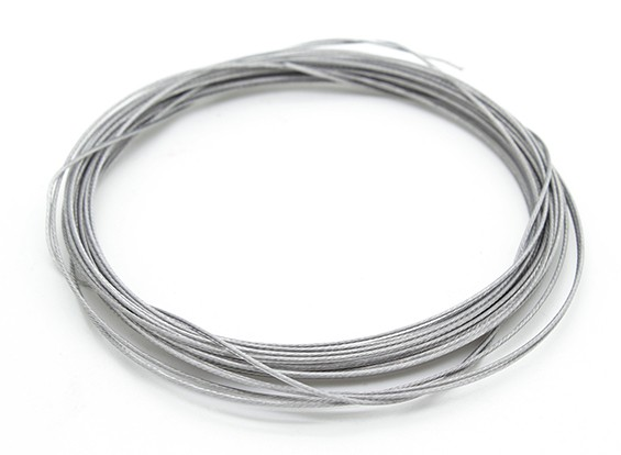 Coated Fil d'acier 0.6mm (5m / Bag)