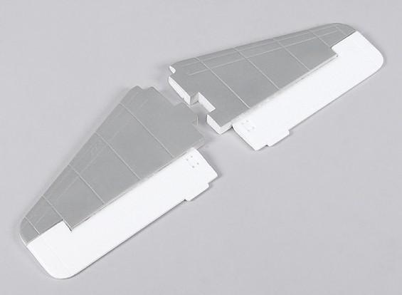 Durafly ™ 1100mm A1 Skyraider - Remplacement du stabilisateur