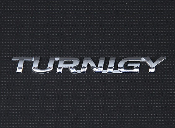 Badge Turnigy (auto-adhésif)