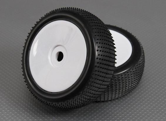 1/8 Buggy Wheel 17mm / Tire Hex (2pcs / sac)