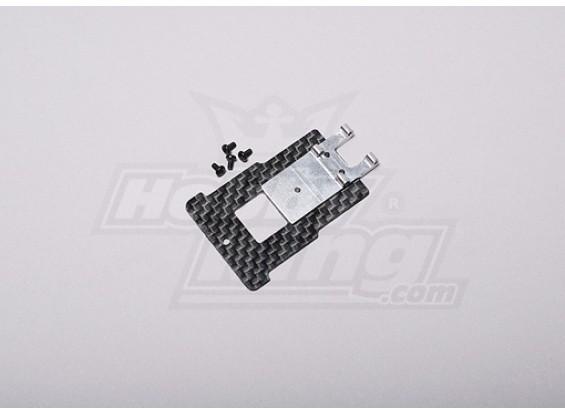 HK-250GT CF & métal plateau de batterie