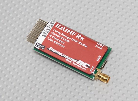 ImmersionRC EzUHF Récepteur 8 canaux (Lite Edition)