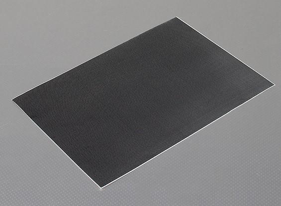 Auto-adhésif Decal Sheet - Carbon Fiber Rechercher