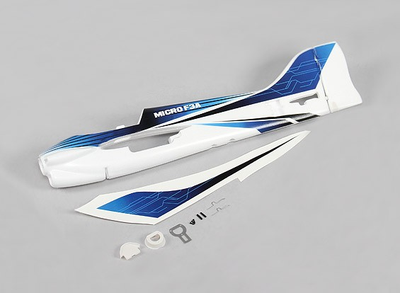 Durafly ™ F3A Micro 420mm - Remplacement Fuselage