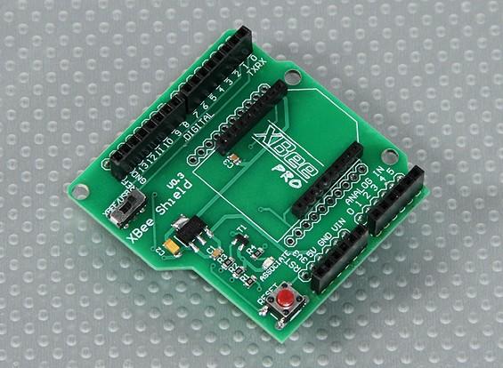 Kingduino V0.3 XBee PRO Shield pour le module sans fil